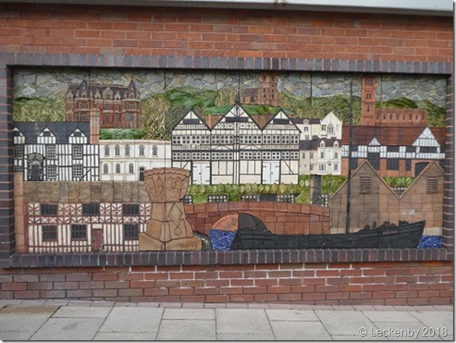 Droitwich mosaic
