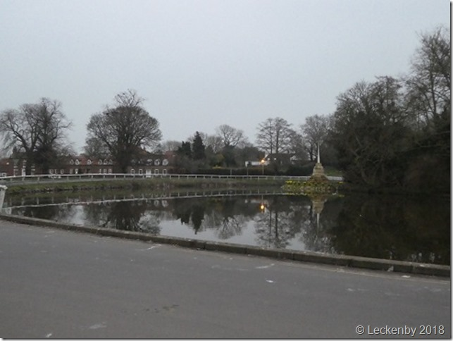 A great East Riding village pond