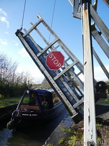 The last lift bridge