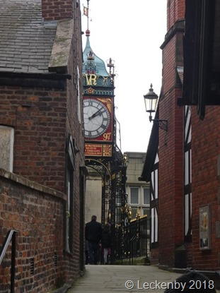 Eastgate clock tower