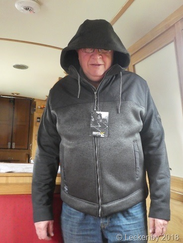 New hoodie for Mick