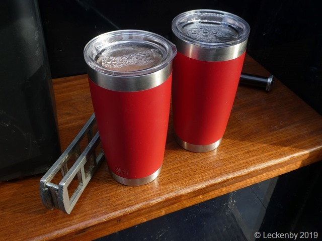Warming drinks