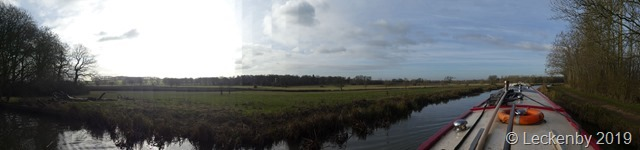 View over Wistow